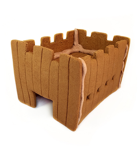 Gingerbread Fort Only - Assembled_MAIN