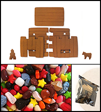 Gingerbread Fort Kit - Unassembled_THUMBNAIL