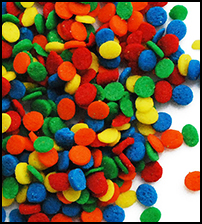 Sprinkles (Dots Primary) THUMBNAIL