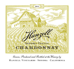 1991 Hanzell Vineyards Chardonnay