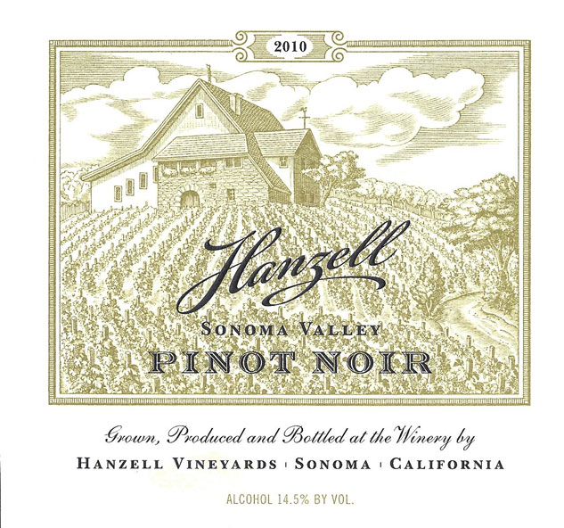 2007 Hanzell Vineyards Pinot Noir