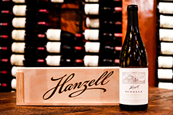 Z-2014 Hanzell 'Sebella' Chardonnay with Branded Wood Box