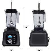 Tribest Dynapro, DPS-1050-B Commercial Vacuum Blender
