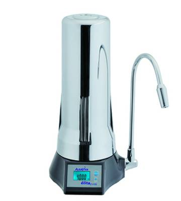 AlkaViva UltraWater CT-700 Water Filter and Alkalizer   Non-Electric - Standard Counter-Top installation