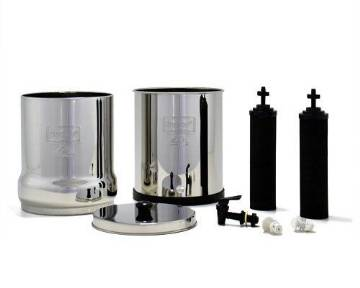 Big Berkey Light® System  with 2 Black-Berkey Purification Elements