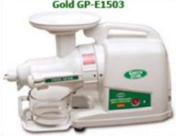 Tribest Green Power Gold Juice Extractor Model GP-E1503