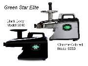 green star elite twin gear juicer same machine as gse5000 except for color models gse 5010. Black Bedroom Furniture Sets. Home Design Ideas