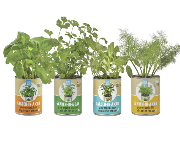 Garden In A Can - Back to the Rootsem By Back To The Roots  Herbs available In-Can -  Sage - Available Dill -  Available