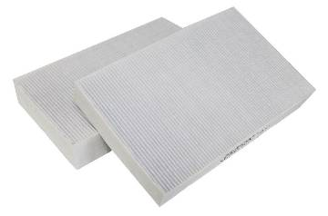 Air Purifier Replacement Filter 2-Pack - Home Revolution Brand  Compares to Honeywell HRF-R2 Fits Honeywell Models: HPA0