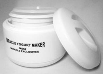 Miracle Non-Electric 1 Quart Yogurt Maker