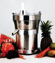 MJ800 Pro Commercial Centrifugal Fruit and Vegetable Juice Extractor  Manufactured by Santos (Model 28)