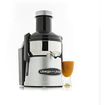 Omega Big Mouth Centrifugal Pulp Ejection Juicer