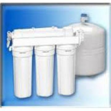 Complete Reverse Osmosis System  Puroline PL50T50 5 Stage TFC 50 GPD