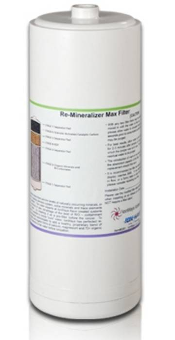 AlkaViva Remineralizer Max Ionizer Filter