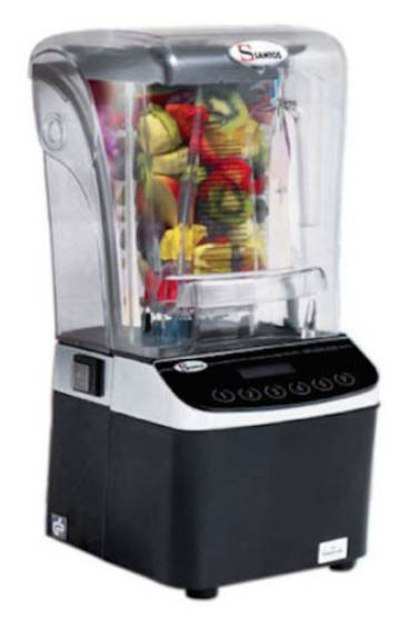 Santos 62 Commercial Programmable 2.5 Quart Blender  Miracle Exclusives MJ862   Model MJ862 (aka SAN62)