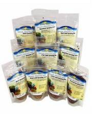Seed - Organic Sprouting Sampler 10-Pack