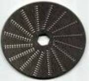 Omega 4000 Shredder Plate