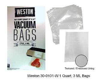 Weston Professional Advantage Vacuum Sealer  Model  65-0501-W