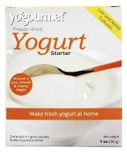 Yogourmet Yogurt Starter - 6 5G Packets