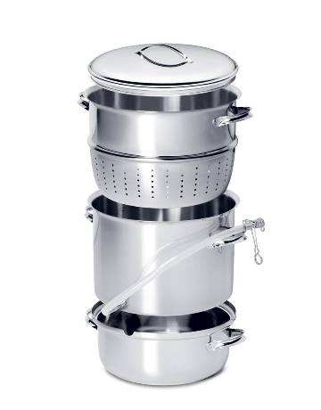Mehu-Liisa 11 Liter Steam Juicer    Year 2013 the Mehu-Liisa went from 10L to 11L