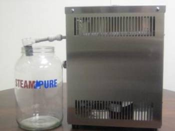 The SteamPure Counter Top Water Distiller  A Pure and Secure Product Mini Classic