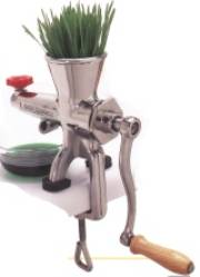 Good4U Stainless Steel Wheat Grass Juicer