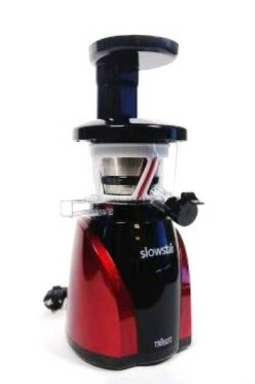 Slowstar Vertical Slow Juicer By Tribest : tribest slowstar slow star vertical juicer with mincer or homoginizer