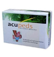 Acupeds - 102 Patches