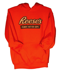 Reese's Brand Hooded Sweatshirt