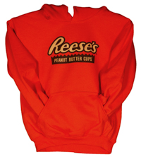 Reese's Brand Youth Hooded Sweatshirt