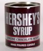 Hershey`s Syrup Tin 12oz Candle