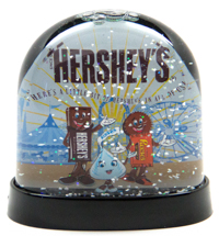 Snowglobe Little Bit of Hershey`s LARGE