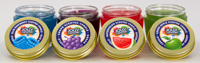 Jolly Rancher 4pack Candle Set