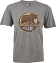 Hershey Bears Mens Distressed Primary Logo T-Shirt_THUMBNAIL