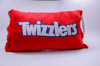 Twizzler Brand Pillow