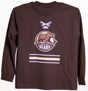 Hershey Bears Youth Laces Long Sleeve T-shirt_THUMBNAIL