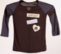 Hershey Bears Girl's 3/4 Sleeve T-shirt_THUMBNAIL