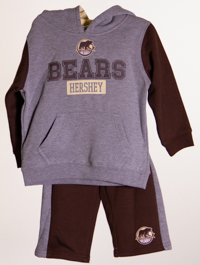 Hershey Bears Toddler Boys Sweatshirt and Sweatpants Set