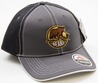 Hershey Bears  Primary Logo Full Mesh Adjustable Baseball Hat_LARGE