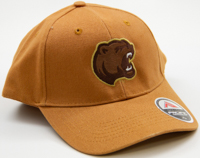 Hershey Bears Heavy Weight Adjustable Hat_LARGE