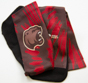 Hershey Bears Sublimated Tye Dye Socks