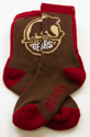 Hershey Bears Primary Logo Sport Socks