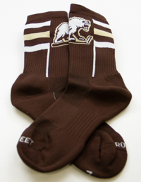 Hershey Bears Boundless Sock