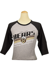 Hershey Bears Youth Raglan T-shirt