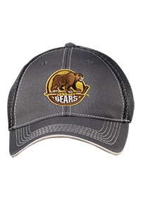 Hat Bears Primary Logo Full Mesh