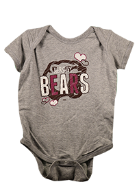 Hershey Bears Infant Onesie-Girls