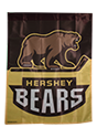 "Hershey Bears Wincraft Vertical 27""x37"" Flag_SWATCH"