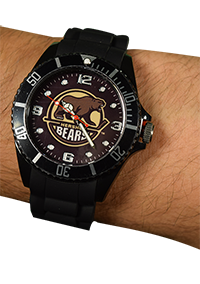 Hershey Bears Men's Watch w/ Primary Logo