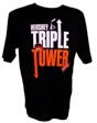 Triple Tower Youth Performance T-Shirt Mini-Thumbnail