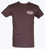 Hershey Bears 80th Anniversary Past Logos T-shirt Brown